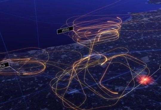 Havaalanında drone uçurmanın yarattığı kaos