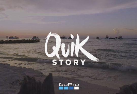 GoPro QuikStories oyuncakhobi.com