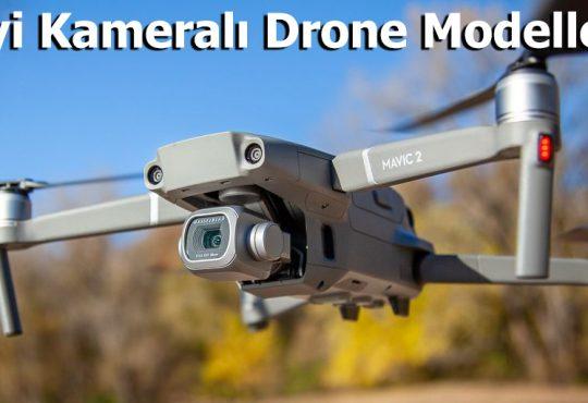 En iyi Kameralı Drone Modelleri