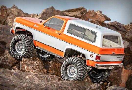 Traxxas TRX-4 Chevrolet Blazer